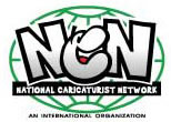 National Caricature Network Logo