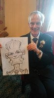 Award Winning Caricature Artists Wirral