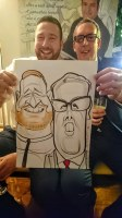 Weddin Caricature Artist Liverpool