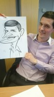 Telford Madley Shropshire Caricature Hire