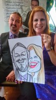 Wedding Caricature Artists Chester Uk