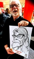 Caricature Hire Liverpool Manchester Europe