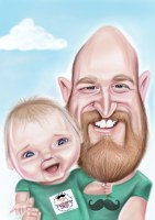Caricature CARICATURE Liverpool Caricature