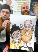 Caricature Artists Chester Wrexham North