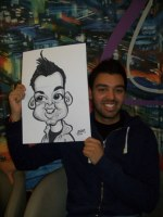 Sotoke-on - Trent Caricature Artista