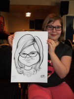 Caricature Artists Middlewich