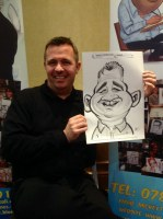 Caricature Artists Telford
