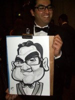 A Liverpool Caricature Artist For Hire