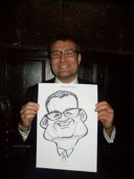Caricature Artists Stoke On Trent