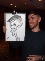 Caricature Entertainment Stafford Uk Midlands