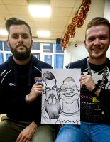 Caricature Event Caricature Artist Wrexham