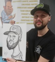 Caricature Hire Chester Manchester Caricature