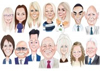 Caricature Caricacture Uk Liverpool Caricature