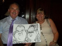 Liverpool Caricature Artists Uk