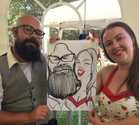 Liverpool Caricature Artist Liverpool
